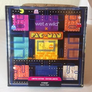 Wet n wild pac man game over palette